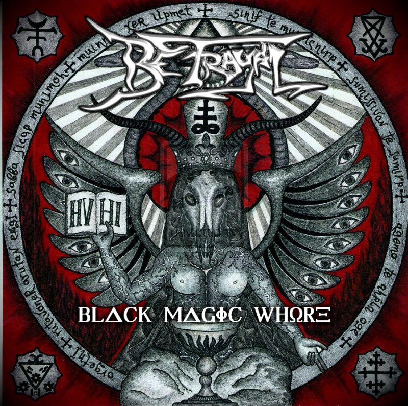BLACK MAGIC WHORE ALBUM COVER