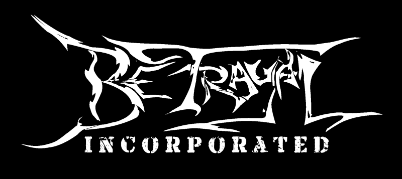 BETRAYAL INCORPORATED LOGO white