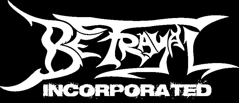 white betrayal logo transparant